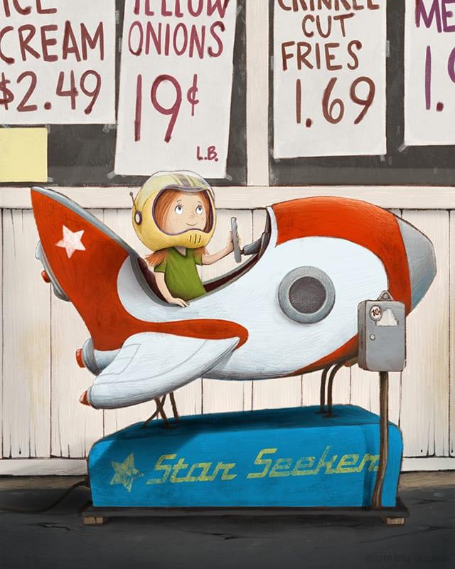Feature Star Seeker